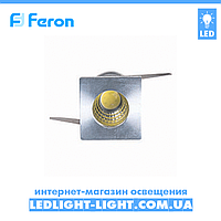 Светодиодный врезной светильник Feron  G 772 звездное небо