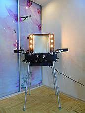 Мобильная студия визажиста, парикмахера, фото 2