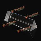 Призма оптическая стеклянная треугольная 15см, фото 3