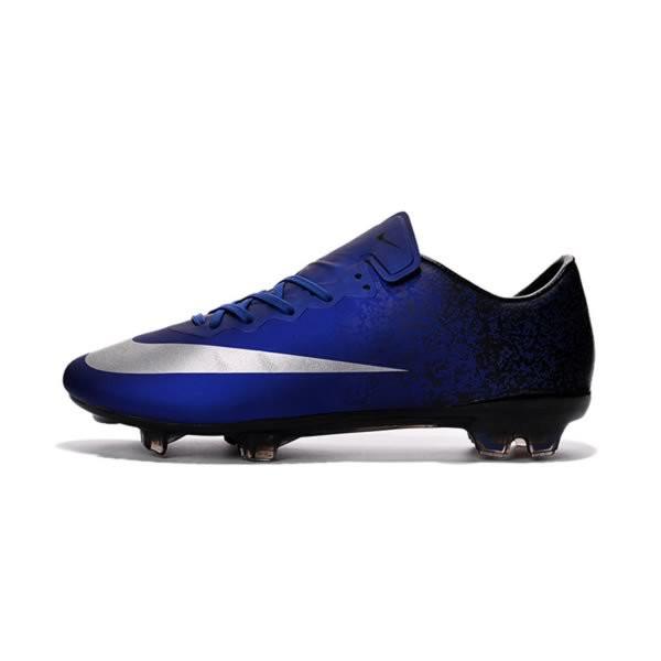 7e253cb4 Бутсы Nike Mercurial Vapor X CR FG синие, цена 980 грн., купить в Харькове  — Prom.ua (ID#322321772)