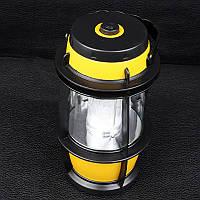 Удобный кемпинговый фонарь (30 LED, 450 люмен). Качественный фонарик. Фонарь для туризма. Купить. Код: КДН1395