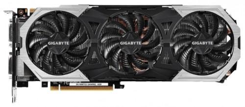 "Видеокарта Gigabyte GTX980 Ti 6GB 384bit GDDR5 (GV-N98TG1 GAMING-6GD) ""Over-Stock"" Б\У"