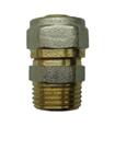 Муфта з'єднувальна для труб 20х1/2 зовнішня
