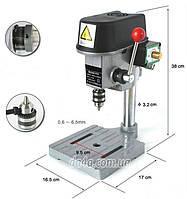 Сверлильный станок настольный для плат SUROM BG-5158 | 340 Вт