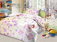 Комплект детского постельного белья СОНЕЧКА в детскую кроватку бязь