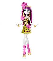 Monster High Кукла Спектра Вондергейст (Spectra Vondergeist) - серия Монстрические каникулы