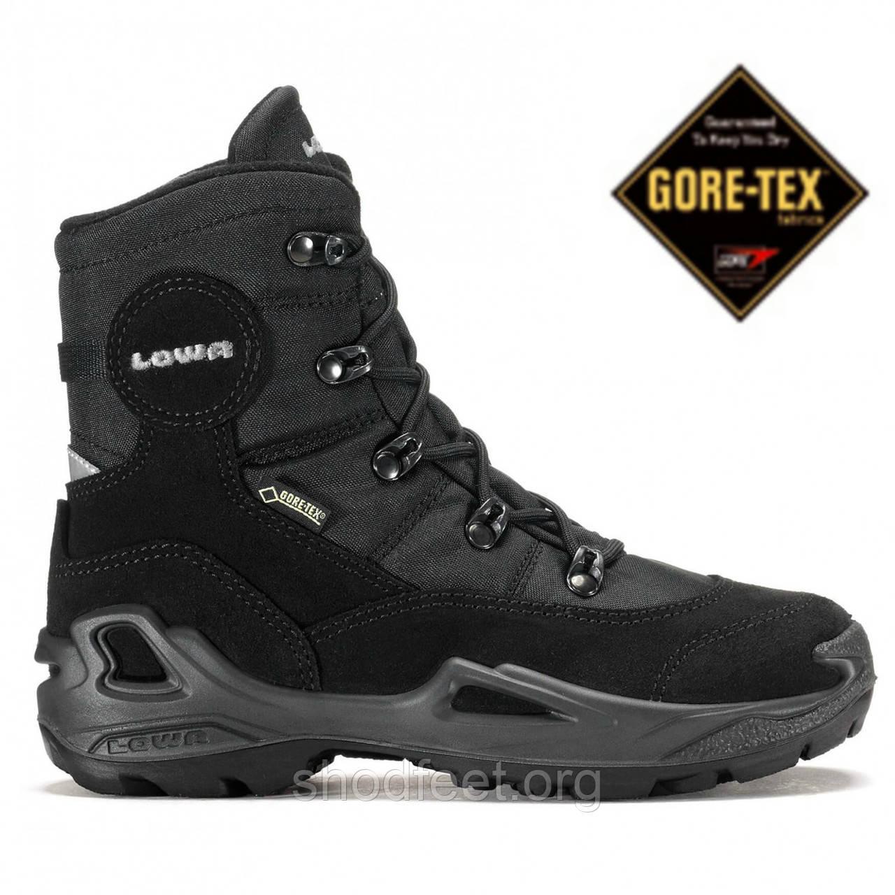 Підліткові черевики Lowa Rufus III GTX Hi 650546 9930