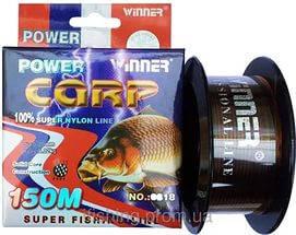 Леска Winer King Fisher 150м цветная 0.35, фото 2