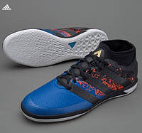 Футзалки (бампы) adidas ACE 16.1 Street Paris - Core Black/Solar Red