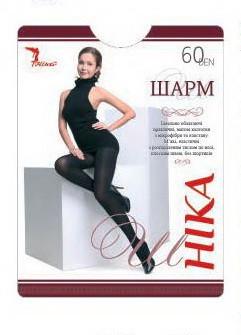 Колготы женские Ника Шарм 60 ден - CARAMEL любимый магазин в Харькове