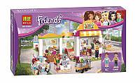 Аналог Lego Friends Cупермаркет Bela 10494, 318 деталей
