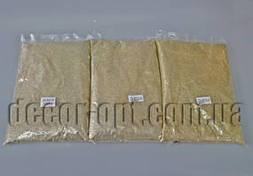 Присыпка флористическая золото 1 кг