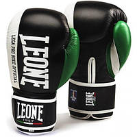 Боксерские перчатки Leone Contender Black 14 ун.