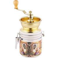 Кофемолка мельница ручная керамическая Coffee Grinder