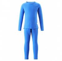 Комплект термобелья шерстяной для мальчика Reima 526242, цвет 6560