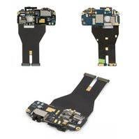Шлейф для мобильных телефонов HTC G14, G18, Z710e Sensation, Z715e Sensation XE, коннектора наушников, камеры, динамика, кнопки включения, с