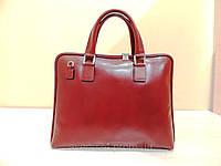 Червона сумка-портфель, фото 1