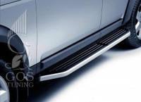 Пороги внешние Audi Q7 2006-2012+ original
