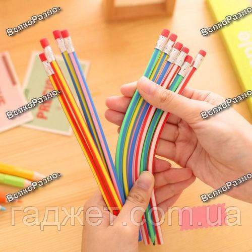 Резиновый гибкий  карандаш