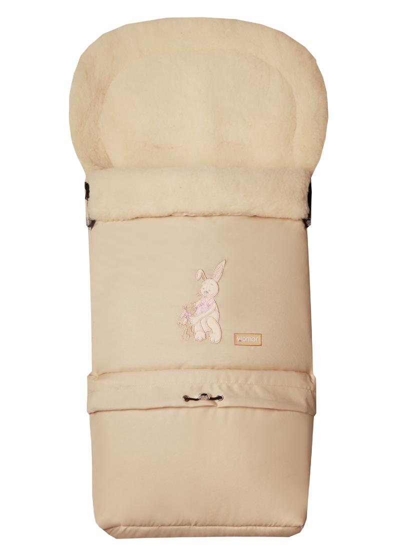 Спальный мешок-конверт на овчине Multi Arctic № 20 Excluzive, Womar