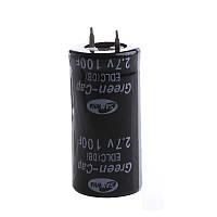 Ионистор супер конденсатор 2.7 В 100 фарад, фото 1