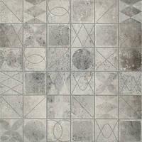 Плитка для пола Cersanit Bristol серый мозаика 420х420