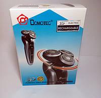 Бритва MS 7181  Электробритва Domotec, аккумляторная бритва