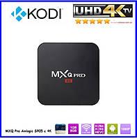 Mxq pro s905 - Android TV приставка