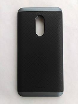 Силиконовый чехол Ipaky для Xiaomi Redmi Note 4 азиатской версии на mtk Black
