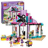 "Конструктор Bela Friends ""Парикмахерская в Хартлейке"" арт. 10539 (аналог LEGO Friends 41093), фото 1"