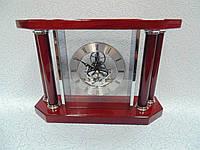 Настольные деревянные часы размер 30*20*9, фото 1