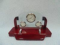 Офисный настольный деревянный набор размер 24*15*10