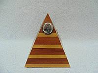 Настольный офисный деревянный набор размер 20*15*15, фото 1