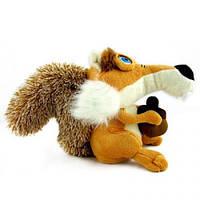 Говорящая белка, игрушка повторюшка из Ледникового периода