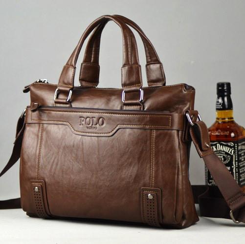 824a9badbf27 Мужская кожаная сумка Polo. Сумка для ноутбука.: продажа, портфели ...