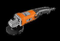 Угловая шлифовальная машина ТехАС TA-01-423 (125/1050 Вт) быстрая замена щеток