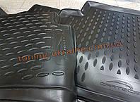Коврики в салон текстильные NOVLINE 4шт. для Audi A6 АКПП 2004-2011 седан