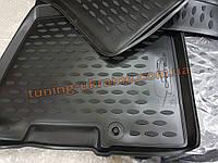 Коврики в салон текстильные NOVLINE 4шт. для Toyota Highlander 2007-2013 АКПП 5 мест