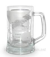 Бокалы для пива с логотипом (044)259-83-49, фото 1