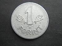 Монета 1 форинт Венгрия 1969
