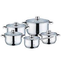Набор посуды 10 пр Maestro MR 2020-10