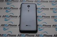 Задняя панель корпуса для мобильного телефона Meizu M2 Note 5.5 версия LTE gray