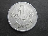 Монета 1 форинт Венгрия 1982