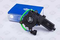 Моторедуктор стеклоподъекмника правый Daewoo Lanos (треугольник)