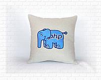 Подушка со слоником PHP, фото 6