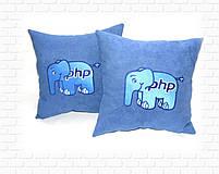 Подушка со слоником PHP, фото 2