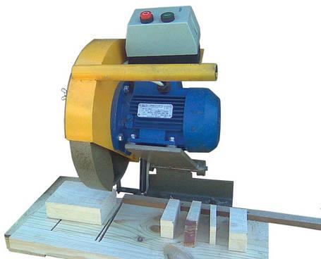 Станок торцовочный настольный ЦПН-350, фото 2