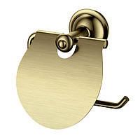 Держатель для туалетной бумаги Welle, бронза D50062HO