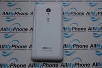 Задняя панель корпуса для мобильного телефона Meizu M2 Note 5.5 версия LTE white
