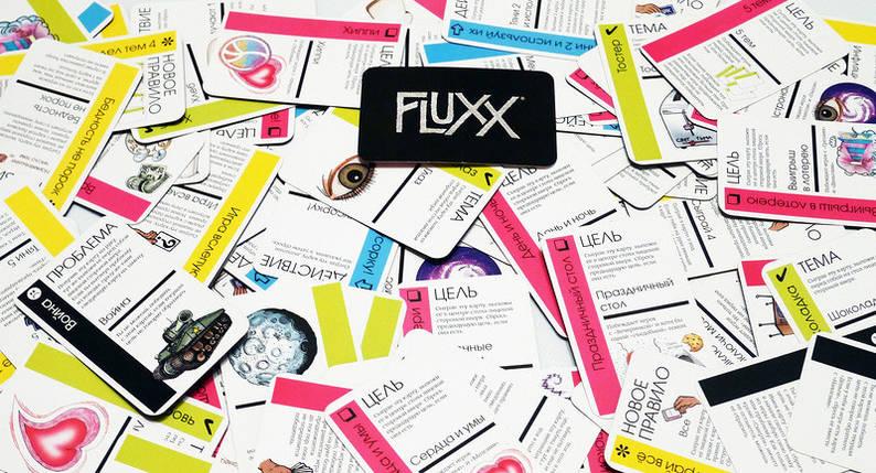 Настольная игра Fluxx (Флакс), фото 2